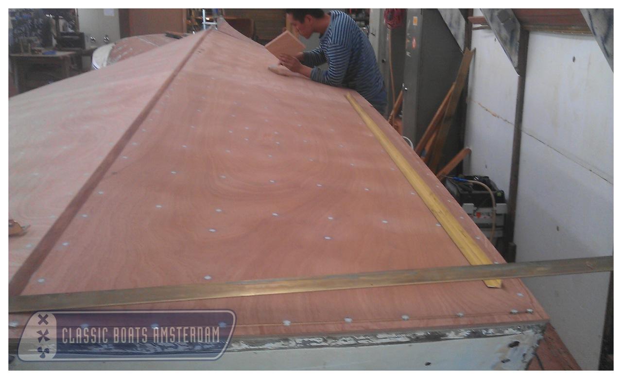 Riva Aquarama Bottom Restoration   Classic Boat Service   Restorations – Sales – Repair