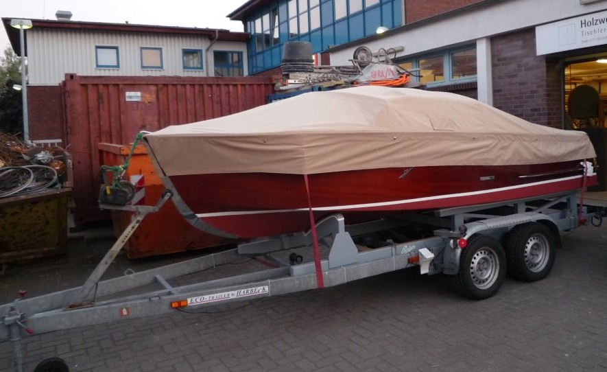 Portier runabout 5
