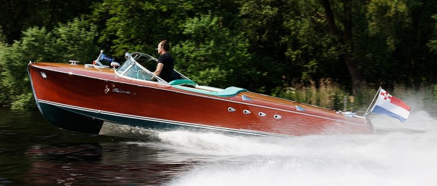 Riva Tritone off Prince Rainier III & Grace Kelly to be auctioned