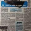 Vaarkrant, de Telefraaf - artikel over de Boesch