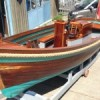 wooden sloop