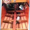classic mahogany launch boat11