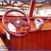 classic mahogany launch boat19