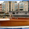 classic mahogany launch boat2