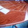 classic mahogany launch boat22