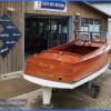 classic mahogany launch boat7