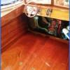 classic mahogany launch boat8