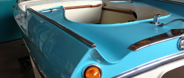 Spiboot, Small Swiss Runabout for sale