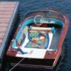 riva junior for sale classic boat wood